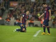 Sự kiện - Bình luận - Barcelona thất bại: Cái giá của sự yếu đuối