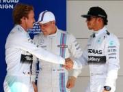 Thể thao - F1 - Phân hạng US GP: Pole cho Rosberg
