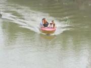 Tin tức trong ngày - Thai phụ lao cả người và xe máy xuống sông tự tử