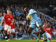 Bóng đá - Video: Man City tranh cãi đòi penalty