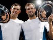 """Tennis - Tin HOT 3/11: """"Quái vật 2 đầu"""" lên ngôi ở Paris"""