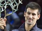"""Tennis - Vô địch Paris, Djokovic """"cắt đuôi"""" Federer"""