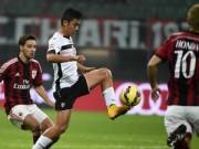 Bóng đá - AC Milan - Palermo: Rung chuyển San Siro