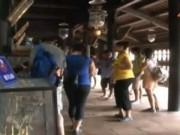 Video An ninh - Đạo trích chuyển hướng trộm cắp đình chùa