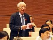 Tài chính - Bất động sản - Nguyên Thống đốc NHNN Cao Sỹ Kiêm:Tái cơ cấu còn chậm