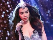 Ca nhạc - MTV - Hà Hồ xinh đẹp lộng lẫy như nữ hoàng