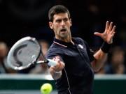Pha phản xạ trên lưới cực nhanh của Djokovic