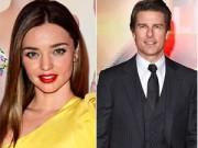 Đồ lót - đồ bơi - Miranda Kerr bị đồn bỏ đại gia, yêu Tom Cruise