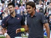 Xếp hạng Tennis - BXH Tennis 3/11: Nole vững số 1, FedEx chắc số 2