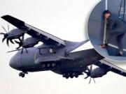 Hậu trường phim - Tom Cruise đu trực thăng ở độ cao gần 2.000 mét