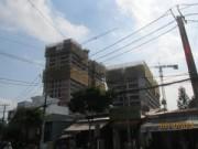 Chung cư-Nhà đất-Bất động sản - Nợ tiền sử dụng đất, không được bán căn hộ