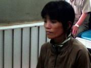 An ninh Xã hội - Người phụ nữ nhiễm HIV cắn vào đùi cảnh sát ở Sài Gòn