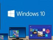 Windows 10 sẽ chạy trên cả smartphone và máy tính bảng