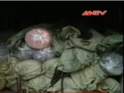 Thị trường - Tiêu dùng - Hà Nội: Thu giữ gần 5 tấn vải nhập lậu tại Ninh Hiệp