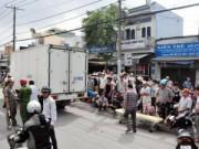 Tai nạn giao thông - Sang đường, người phụ nữ bị xe tải cán 2 lần tử vong