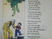 """Giáo dục - du học - Tranh cãi nội dung bài thơ """"Thương ông"""" trong Sách giáo khoa lớp 2"""