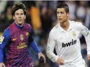 Cup C1 - Champions League - Ronaldo & Messi chạy đua kỷ lục Champions League