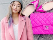 Thời trang - Mọi cô gái đều yêu màu hồng!