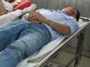 Tin tức Việt Nam - NV thu phí hoảng loạn sau vụ ô tô đâm sập ca bin
