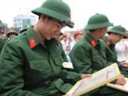 Giáo dục - du học - Qua đại học, nhập ngũ sẽ phục vụ quân đội tốt hơn