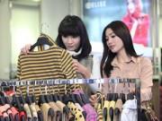 Thời trang - Chiêu hút khách mua sắm váy áo thời ế ẩm