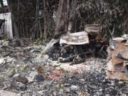 Cảnh giác - Phóng hỏa, đốt phòng trọ người yêu vì đòi chia tay