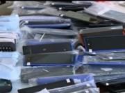 An ninh Kinh tế - Tiêu dùng - Bắt hai vụ buôn lậu liên tỉnh thu giữ hơn 400 điện thoại