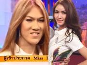 Video clip Thời trang - Ứng viên Hoa hậu chuyển giới uyển chuyển sải bước