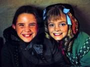 """Tình bạn của 2 cô bé đối thủ  """" Ngôi nhà nhỏ trên thảo nguyên """""""