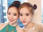 Thời trang bốn mùa - Cặp chị em song sinh gây sốt vì xinh đẹp, sành điệu
