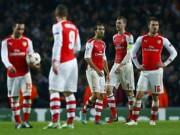 """Cup C1 - Champions League - Arsenal hòa như thua: Những đứa trẻ """"ngây thơ"""""""