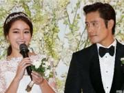 Phim - Sau scandal, vợ chồng Lee Byung Hun lại yêu thắm thiết