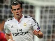 "Cup C1 - Champions League - Real: ""Đau đầu"" khi Bale trở lại"