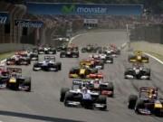 Lịch thi đấu F1 - Lịch thi đấu F1: Brazil GP 2014