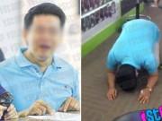 Điện thoại - Video: Du khách Việt van xin trả lại tiền mua iPhone 6