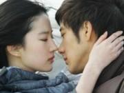 Phim - Những nụ hôn trên màn ảnh của Lưu Diệc Phi