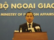 Tin tức trong ngày - Phản đối Trung Quốc cải tạo phi pháp trên bãi Chữ Thập