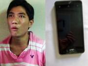 Cảnh giác - Cướp điện thoại không thành, quay lại cười với nạn nhân