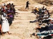 Tin tức trong ngày - Chiến binh Iraq giả chết để không bị IS sát hại