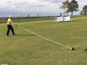 Golf - Kỷ lục mới về chiếc gậy golf dài nhất thế giới