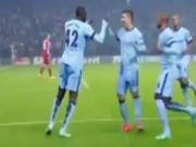 """Pirlo và Toure  """" đọ súng """"  trong top 5 Cup C1 lượt 4"""