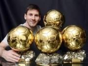 Cup C1 - Champions League - Độc giả báo thân Real chọn Messi vĩ đại hơn Ronaldo