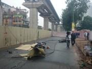 Tin tức Việt Nam - Tai nạn đường sắt trên cao: Coi rẻ mạng sống người khác