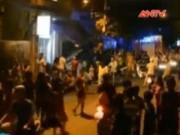 Bản tin 113 - Thanh niên ngáo đá ôm bình ga dọa đốt nhà