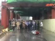 Video An ninh - Vụ tai nạn đường sắt trên cao HN: Lời kể của nhân chứng