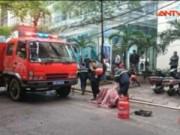 Video An ninh - Nổ bình gas trong nhà hàng, thực khách bỏ chạy tán loạn