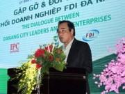 Đầu tư - Thu hút đầu tư FDI của thành phố Đà Nẵng giảm mạnh