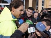 """Thể thao - Nadal cần tránh """"vết xe đổ"""" của Murray"""