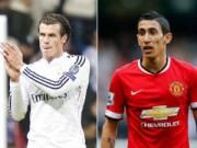 """Bóng đá - Bale = 100 triệu bảng + Di Maria: Real """"đuổi khách"""" MU"""