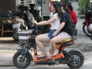 Tin tức trong ngày - Đăng ký xe máy điện không phải nộp phí trước bạ